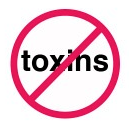 No Toxins Graphic